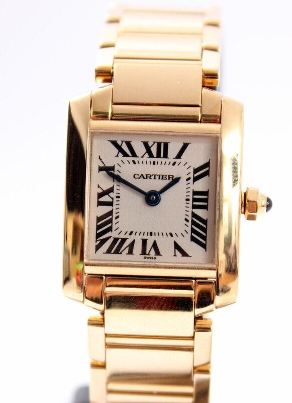 Inkoop en verkoop van horloges in het luxe segment
