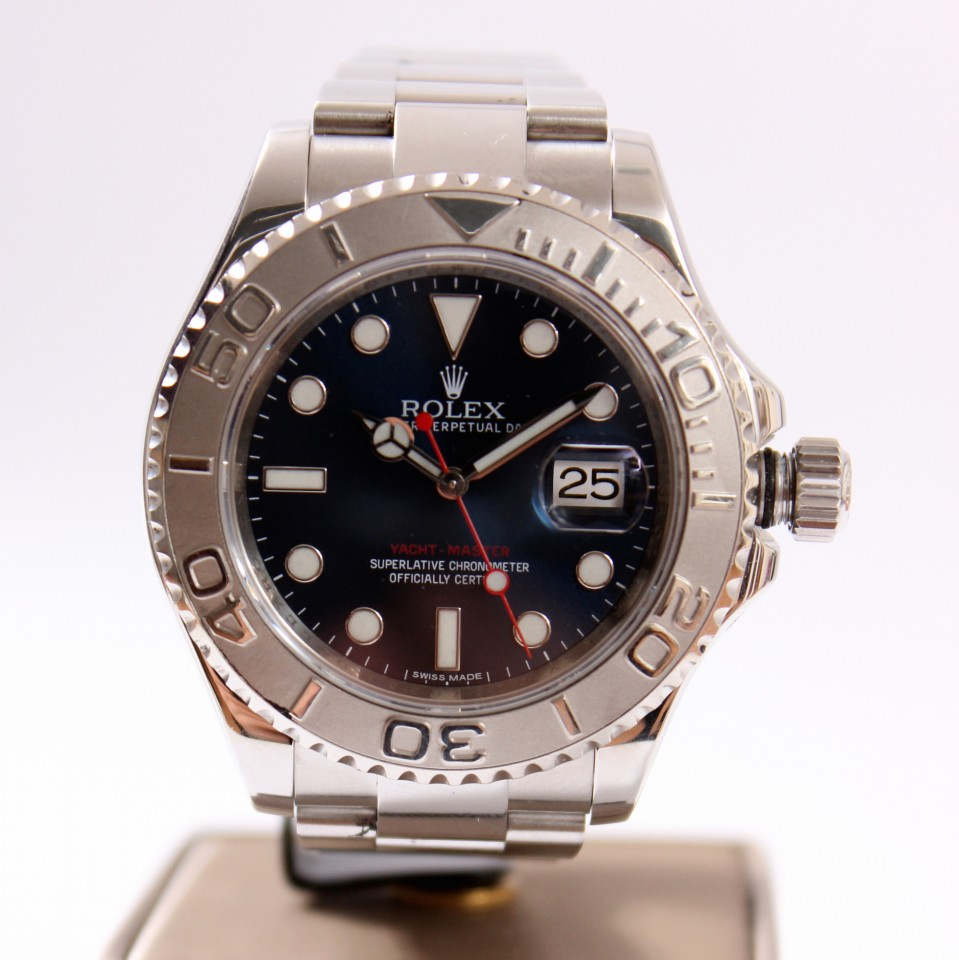 Rolex Yachtmaster Blue Ref.116622