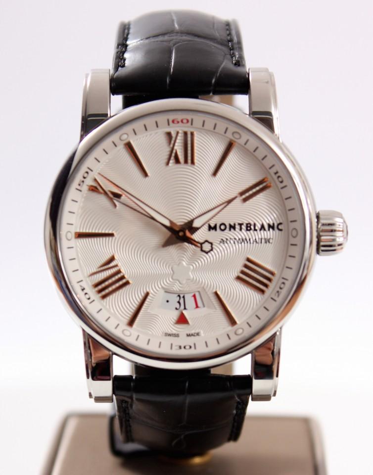 Montblanc Star 4810 Date