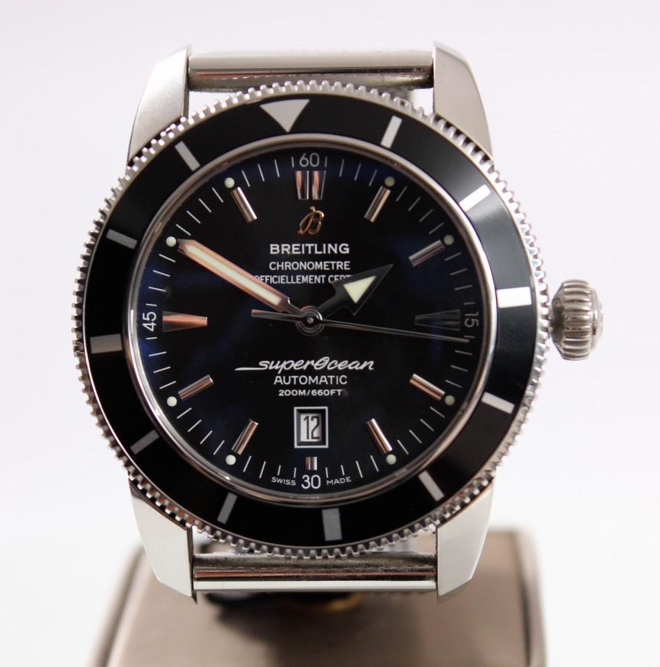 Breitling Superocean Heritage 46mm