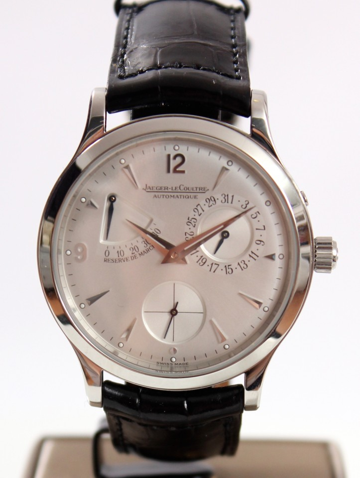 Jaeger LeCoultre Master Control 1000 hours