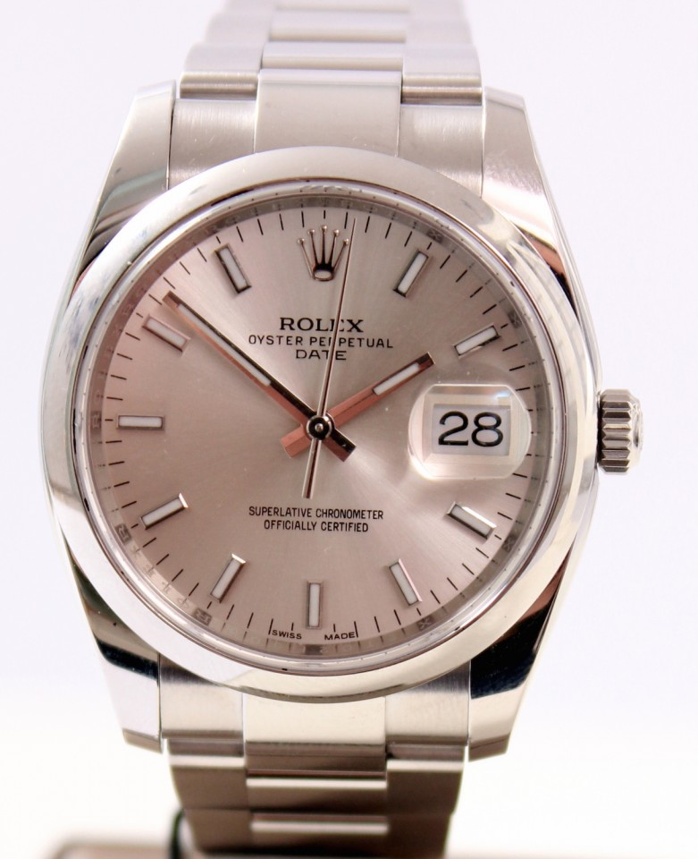 Rolex Oyster Perpetual Date Ref.115200