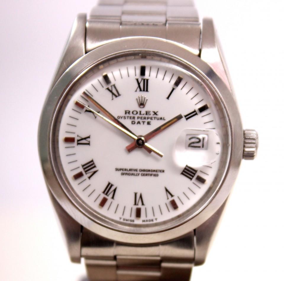 Rolex Oyster Perpetual Date Ref.15000
