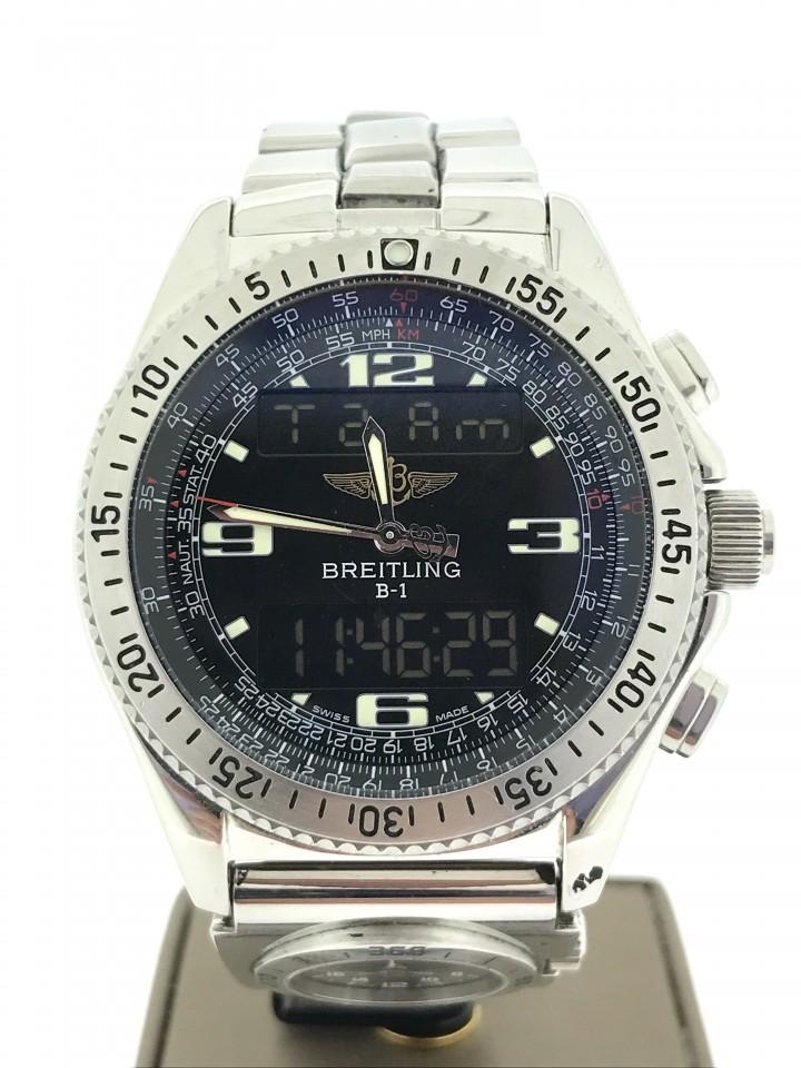 Breitling B-1 UTC Chronograaf