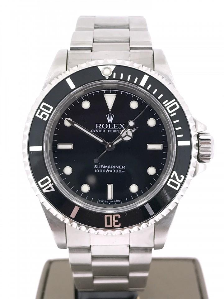 Rolex Submariner ( No Date )