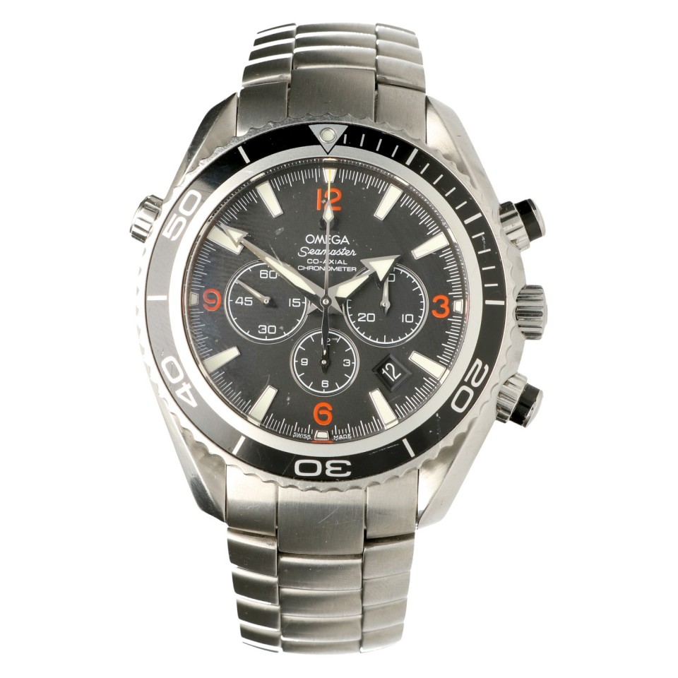 Omega Seamaster Planet Ocean Co-Axial Chronograaf
