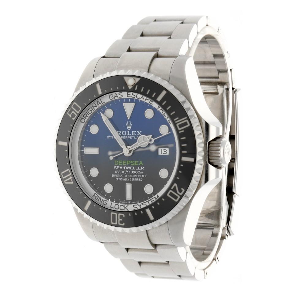 Rolex Sea-dweller Deepsea Blue Ref. 126660 Nieuw model
