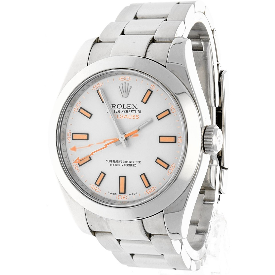 Rolex Milgauss Ref.116400 (GERESERVEERD)