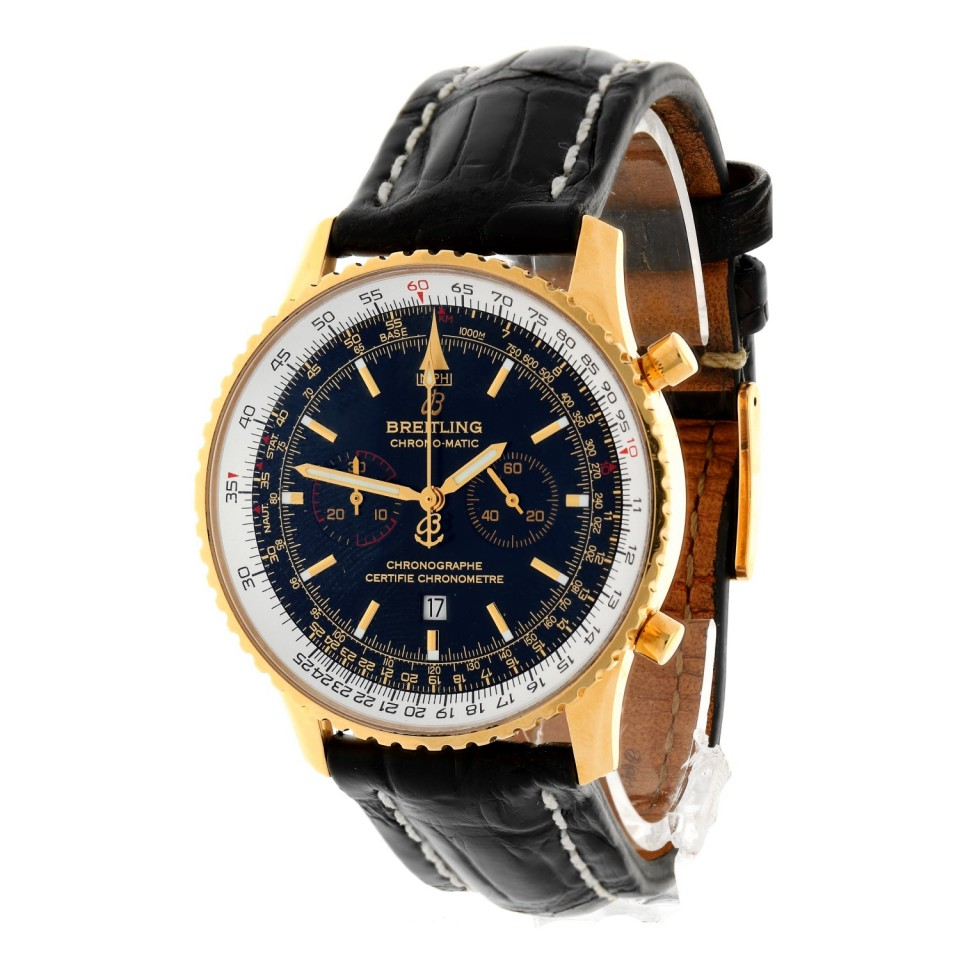 Breitling Navitimer Chrono-Matic Limited Edition 079/100 Left-hand