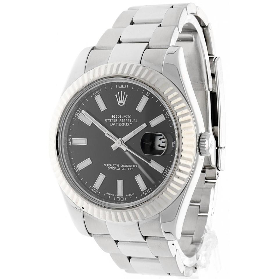 Rolex Datejust 41 Ref. 116334 Oysterband