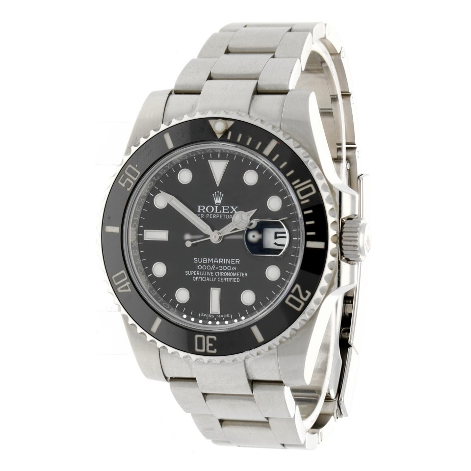 Rolex Submariner Date Ref. 116610LN