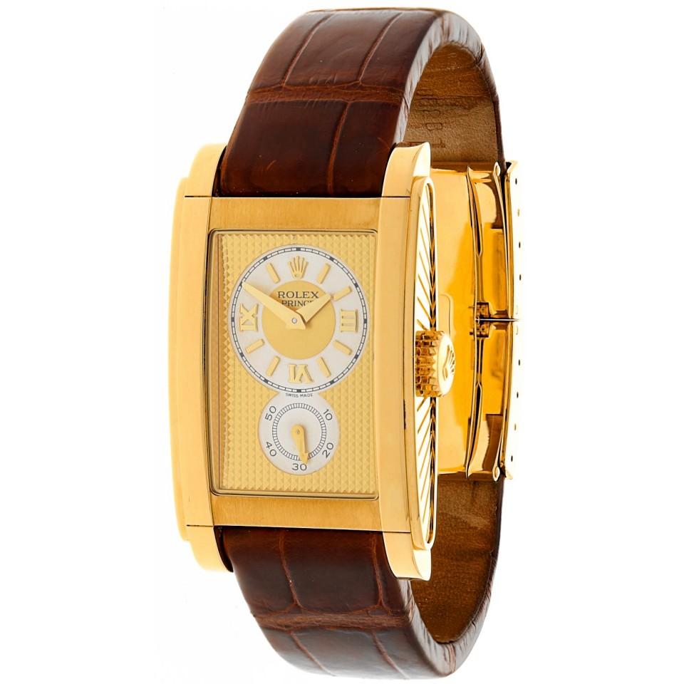 Rolex Cellini Prince 18Krt. goud