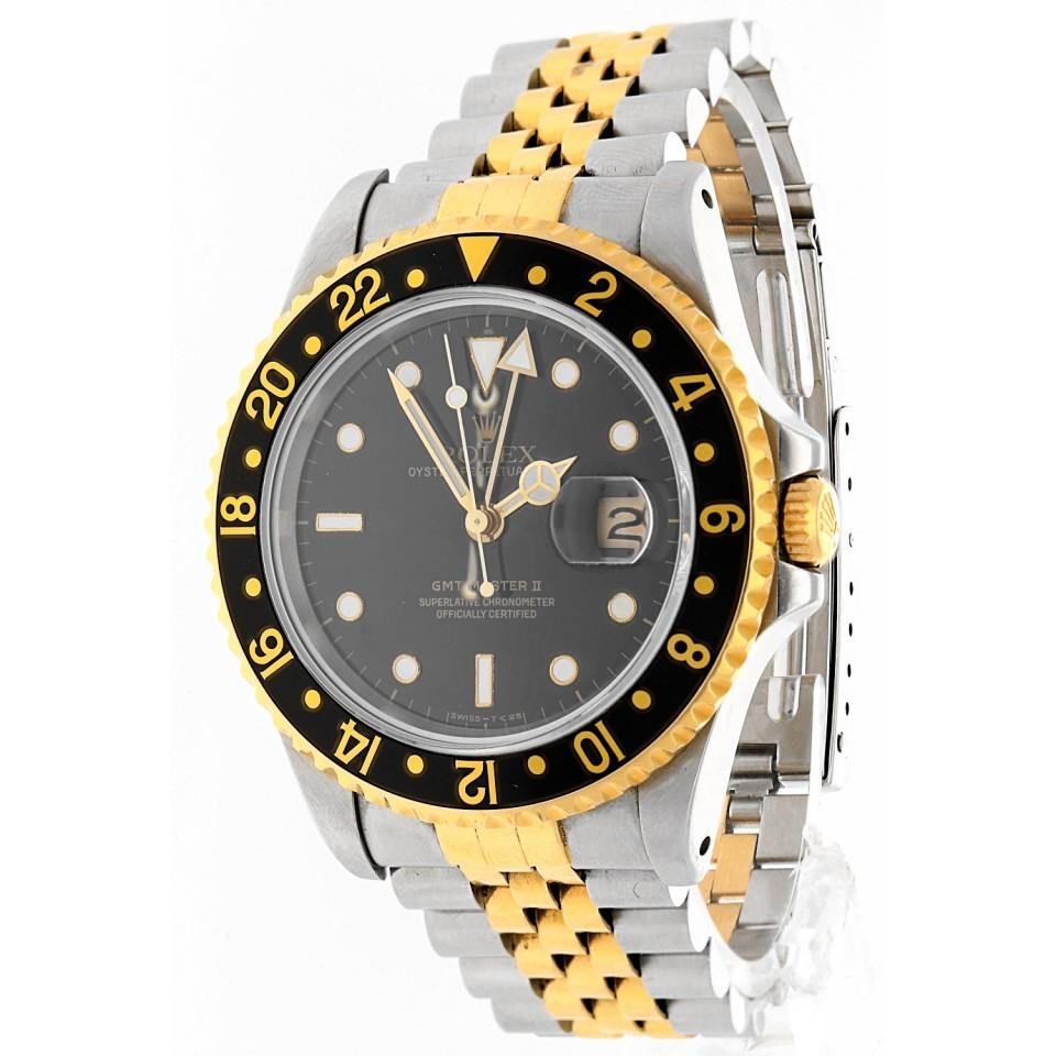 Rolex GMT-Master II Ref. 16713 Jubilee