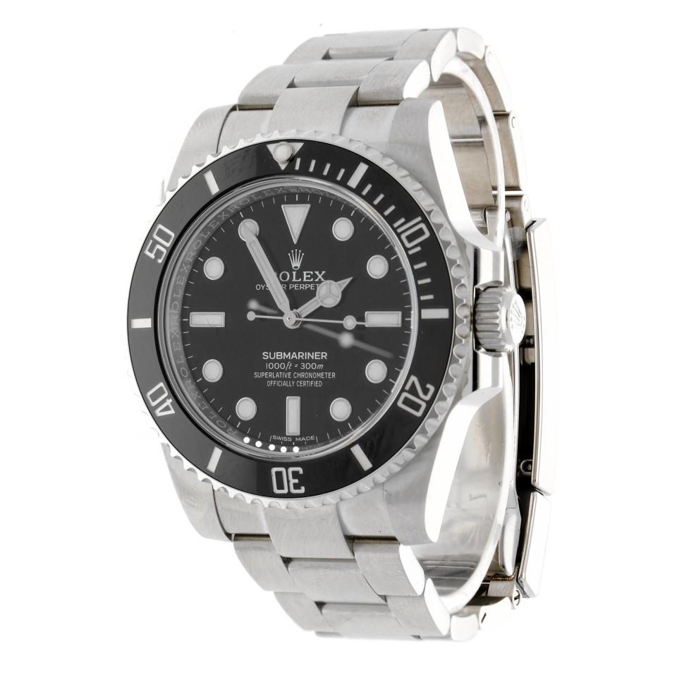 Rolex Submariner (No Date) Ref.114060