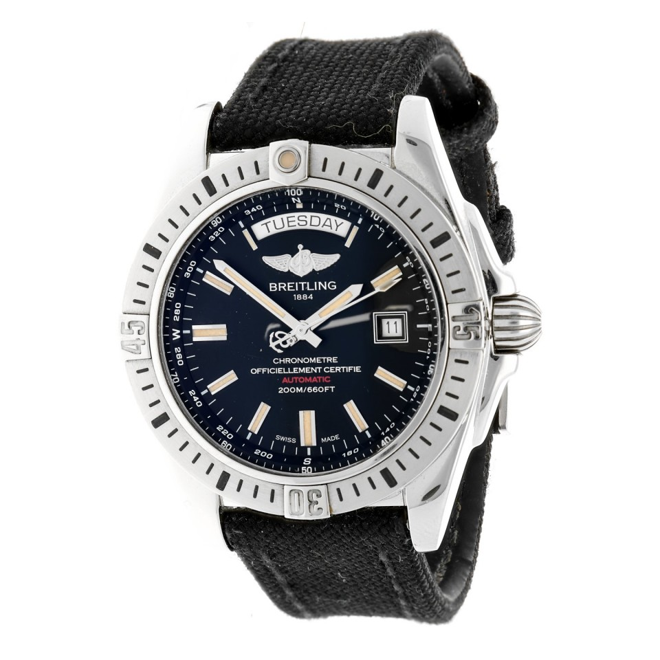 Breitling Galactic 44 Day Date
