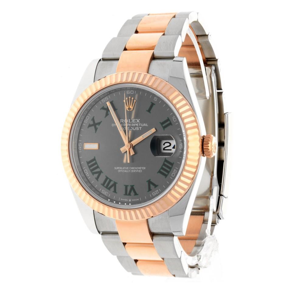 Rolex Datejust 41 126331 Wimbledon