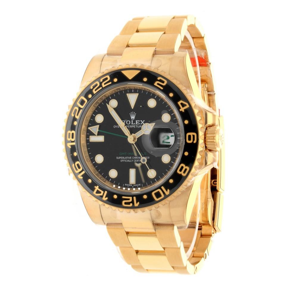 Rolex GMT-Master II 18K Ref. 116718LN