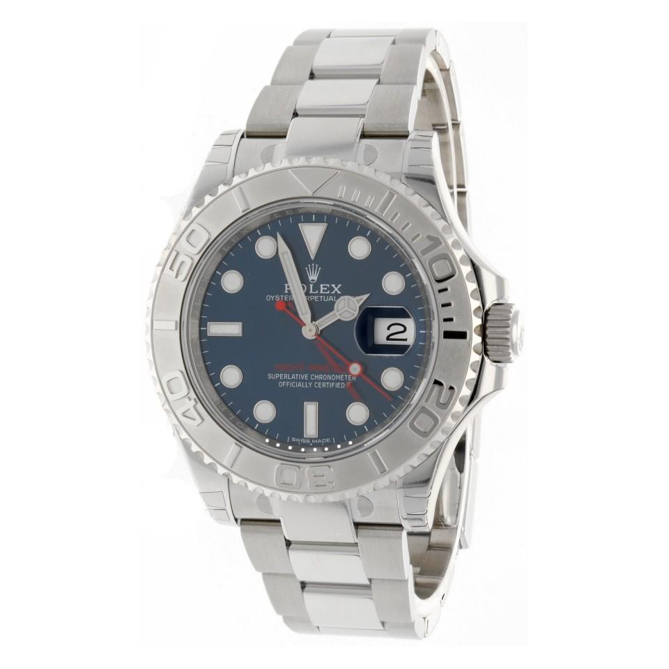 Rolex Yacht-Master 40 Blue Index Ref.116622
