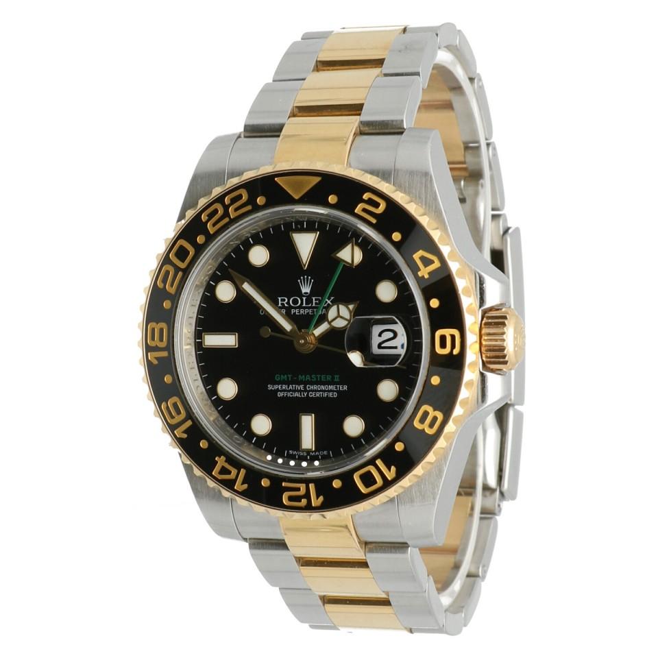 Rolex GMT-Master II Ref.116713LN