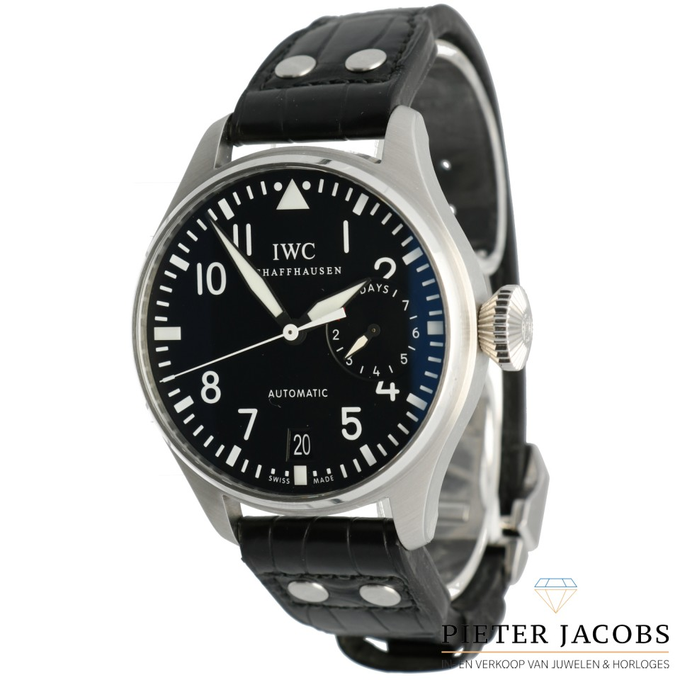 IWC Big Pilot 7 Days Power Reserve