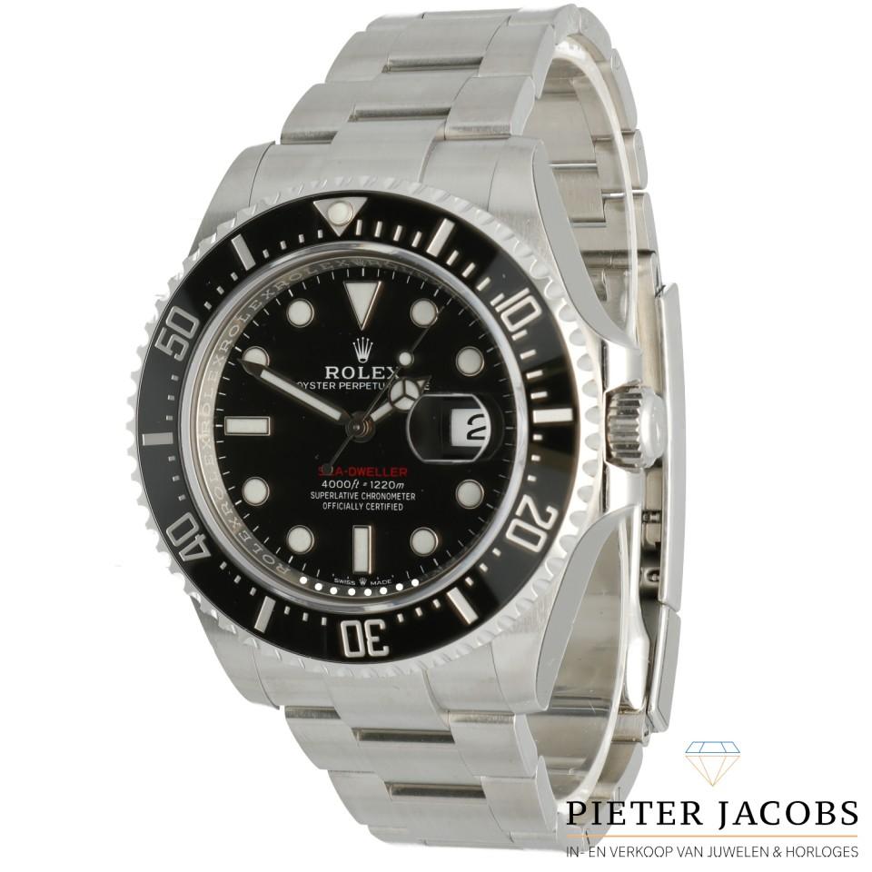 Rolex Sea-Dweller Red 43mm Ref. 126600