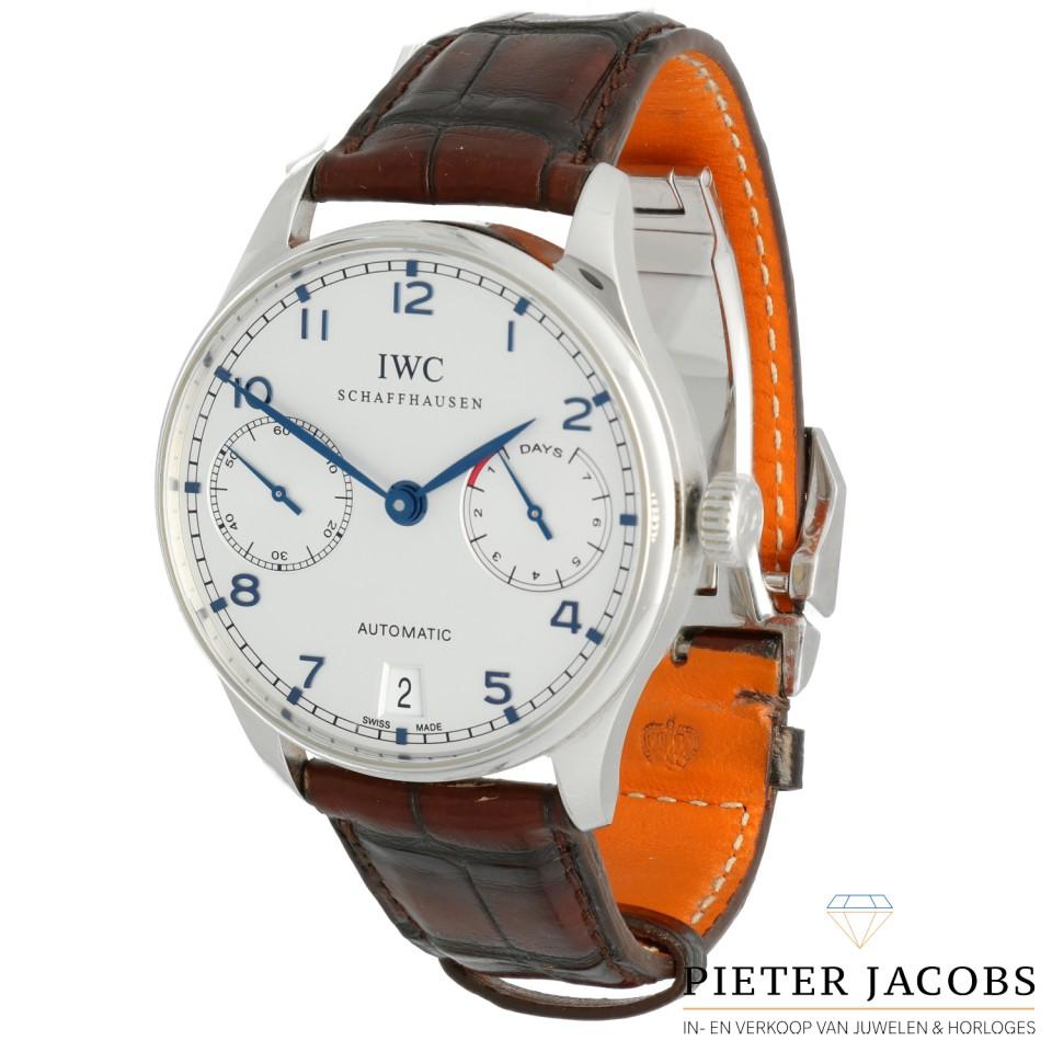 IWC Portuguese 7 days Ref. IW500107