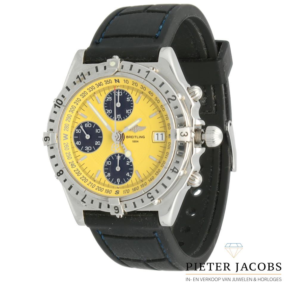 Breitling Chronomat Longitude GMT Chronograaf Ref. A20048