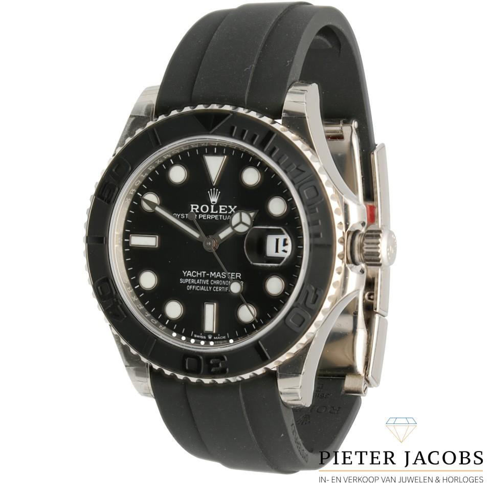 Rolex Yacht-Master 42 Witgoud Ref.226659
