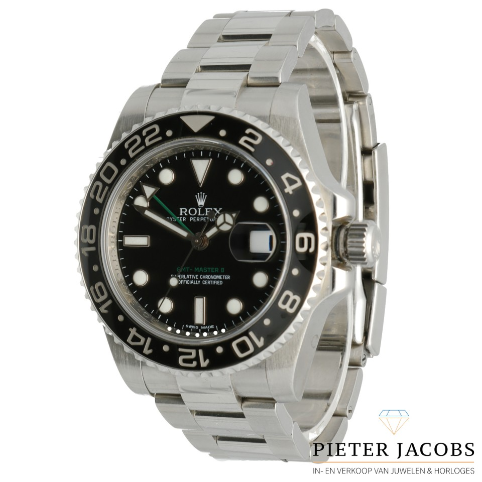Rolex GMT Master II 2010 Ref. 116710LN