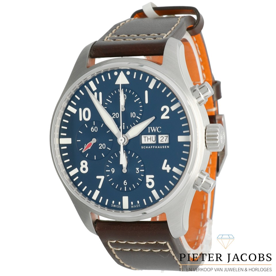 IWC Pilot Chronograaf