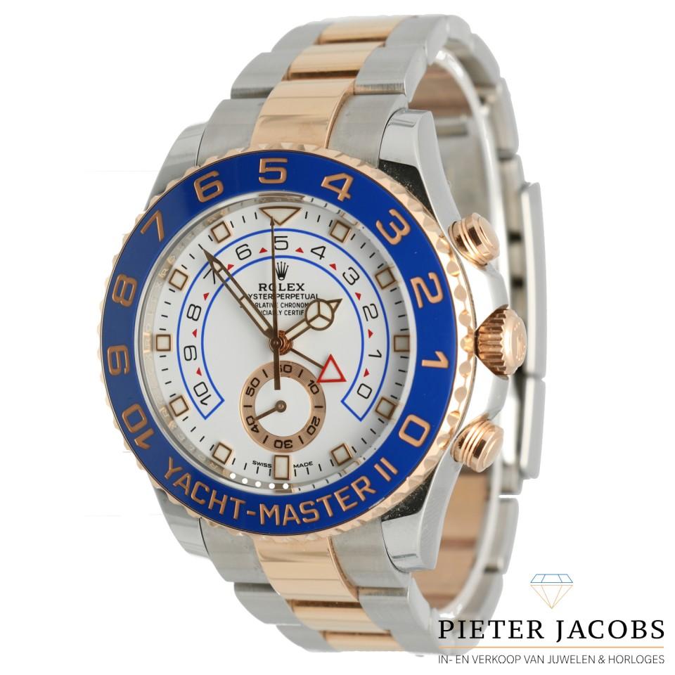 Rolex Yacht-Master II Everose gold Ref. 116681