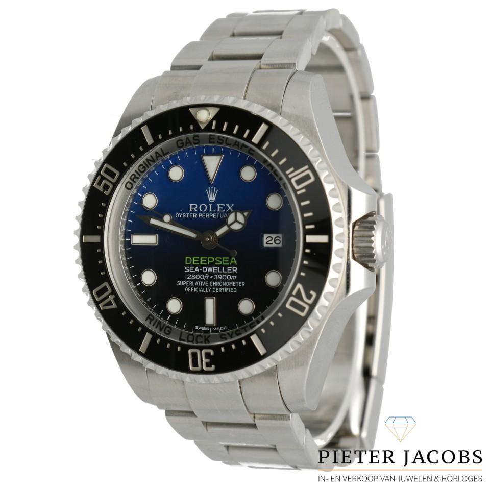 Rolex Sea-Dweller Deepsea D-Blue James Cameron Ref. 116660