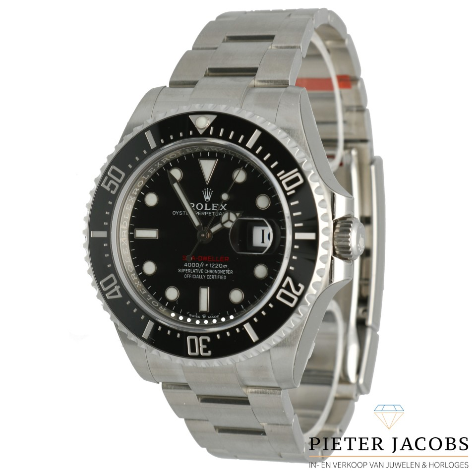 Rolex Sea-Dweller Red Ref. 126600