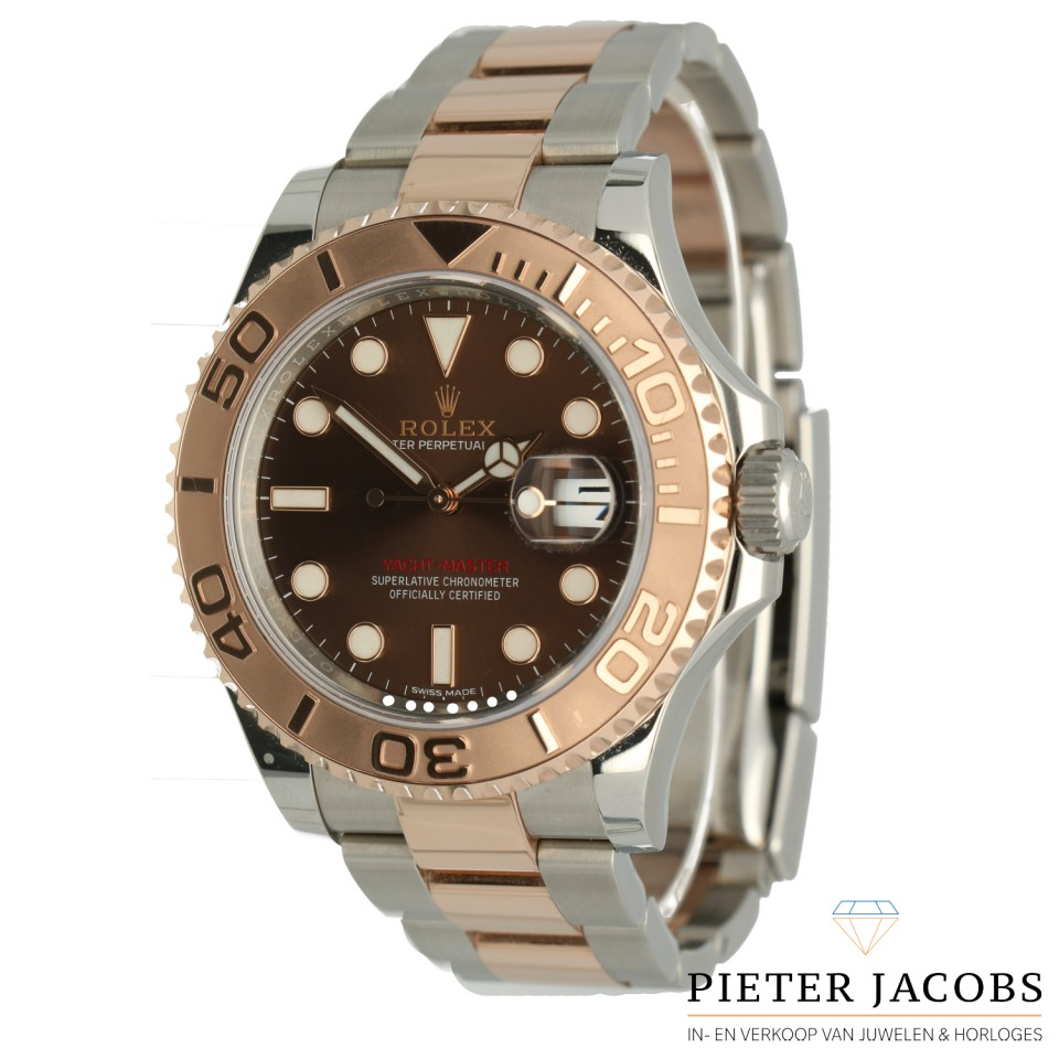Rolex Yachtmaster 40 Chocolate dial Ref. 116621