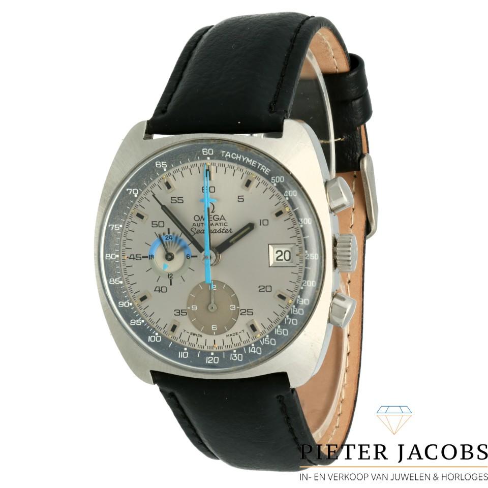 Omega Seamaster Chronograaf Automatic.Vintage 1970