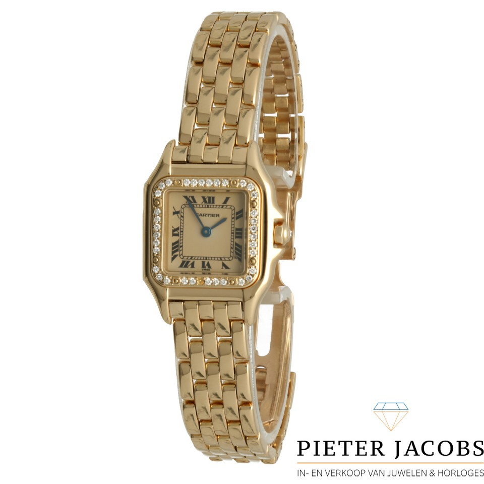 Cartier Panthère Lady Factory diamond Ref. 8057915