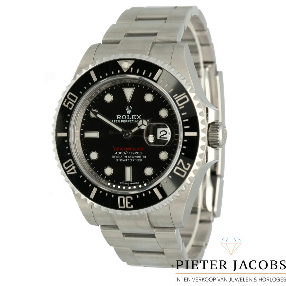 """Rolex Sea-Dweller """"Red"""" Ref.126600"""