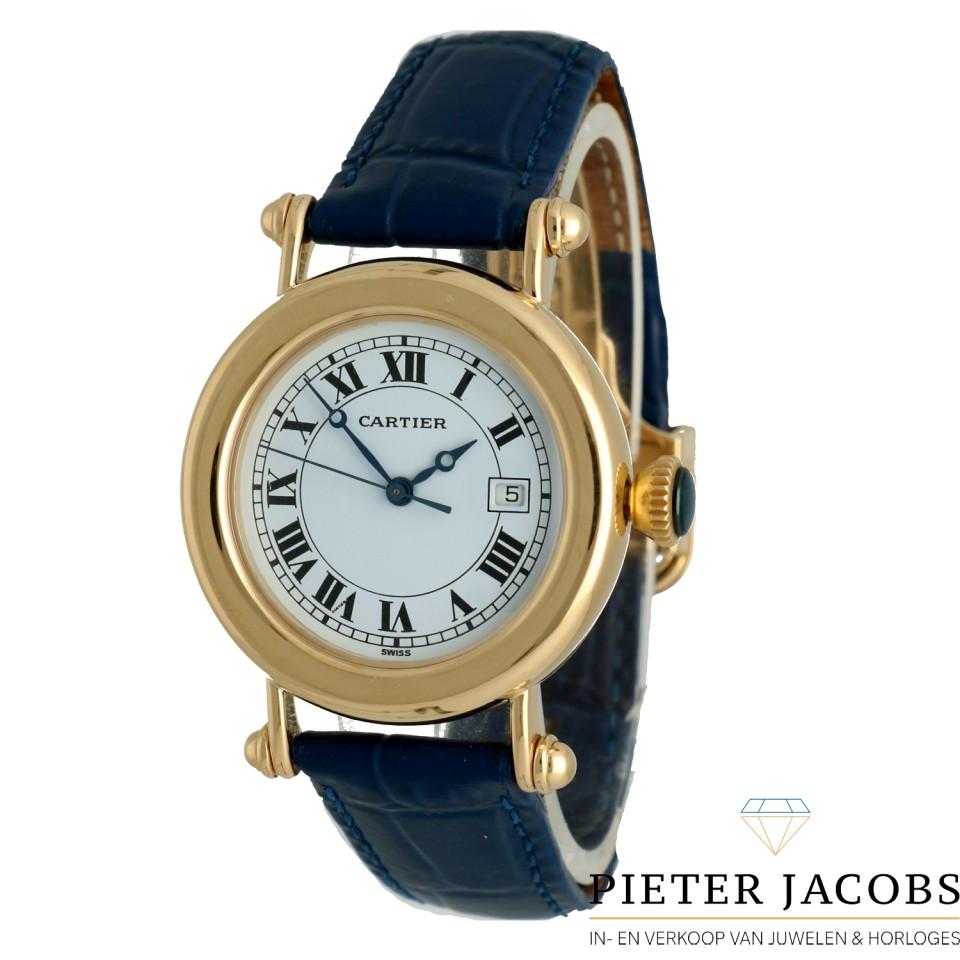 Cartier Diabolo 18Krt. goud