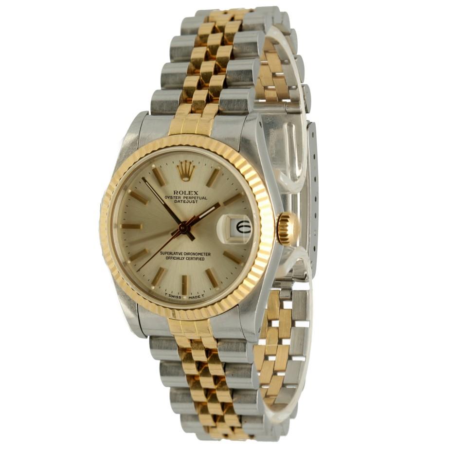 Rolex Datejust 31 Goud/Staal Ref.68273