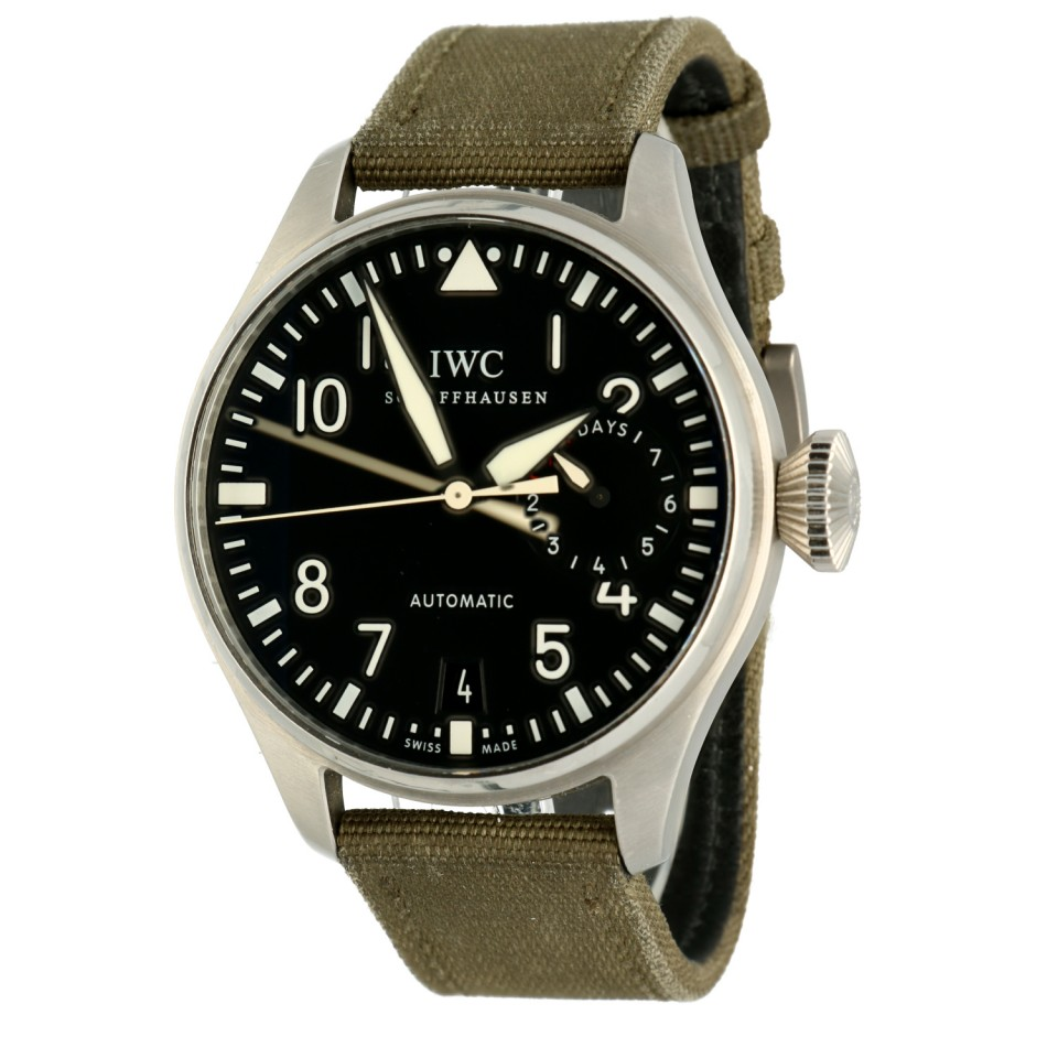 IWC Big Pilot 7 Days IW500901 full set