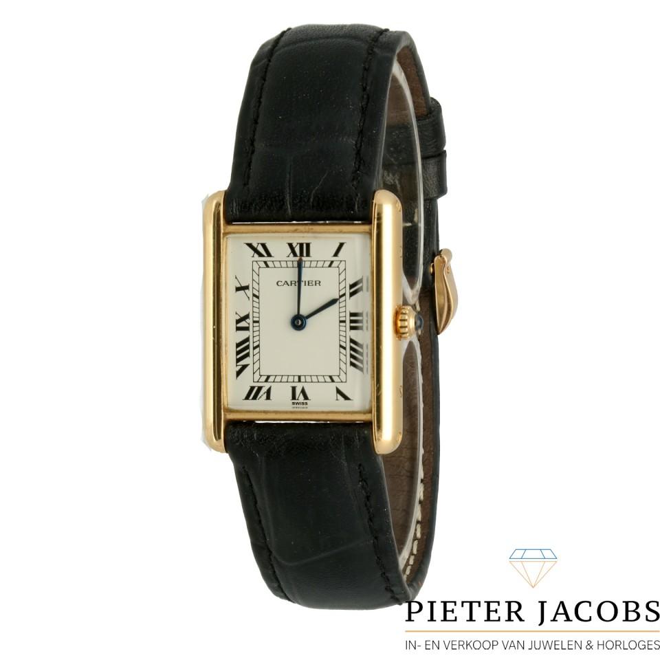 Cartier Tank Louis 18K. Goud Ref.3151