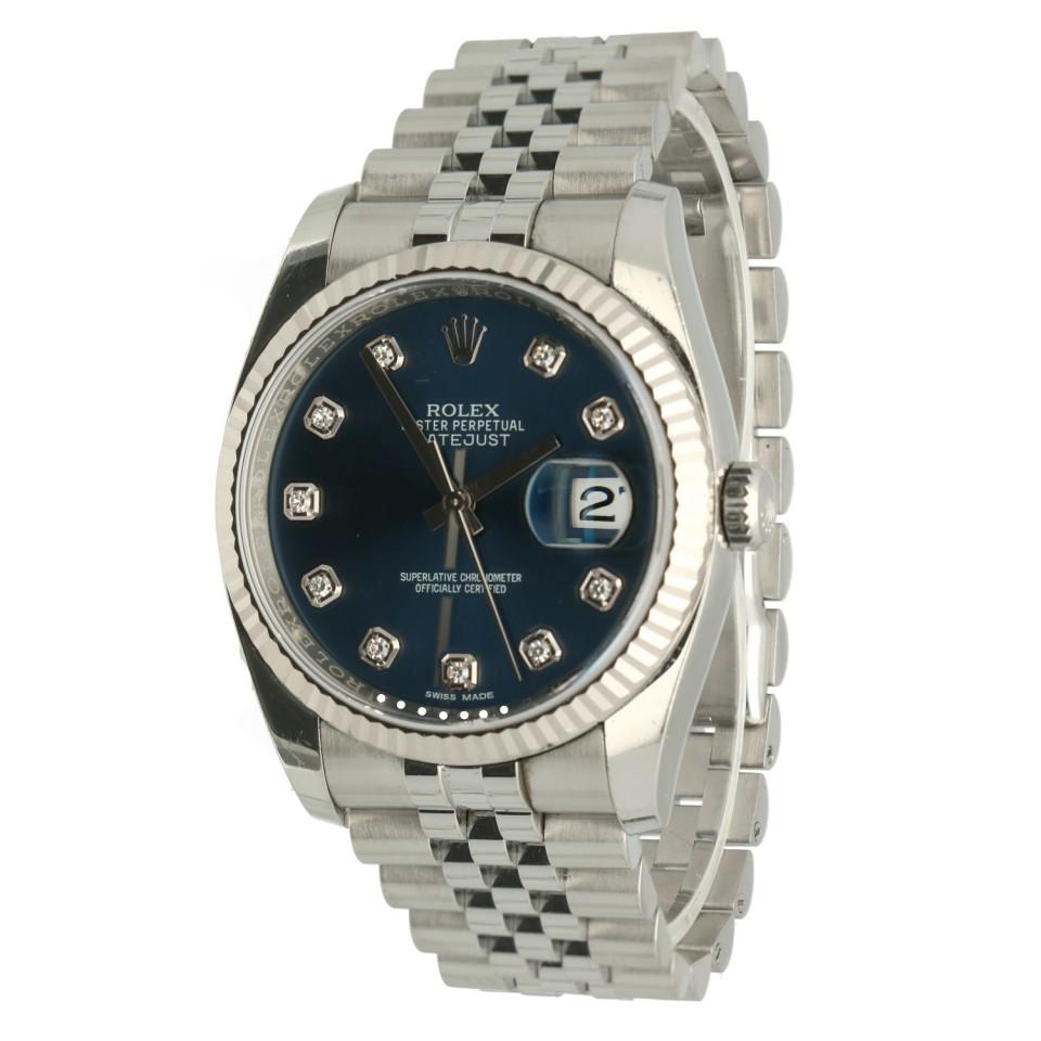 Rolex Datejust 36 Ref.116234 Jubilee