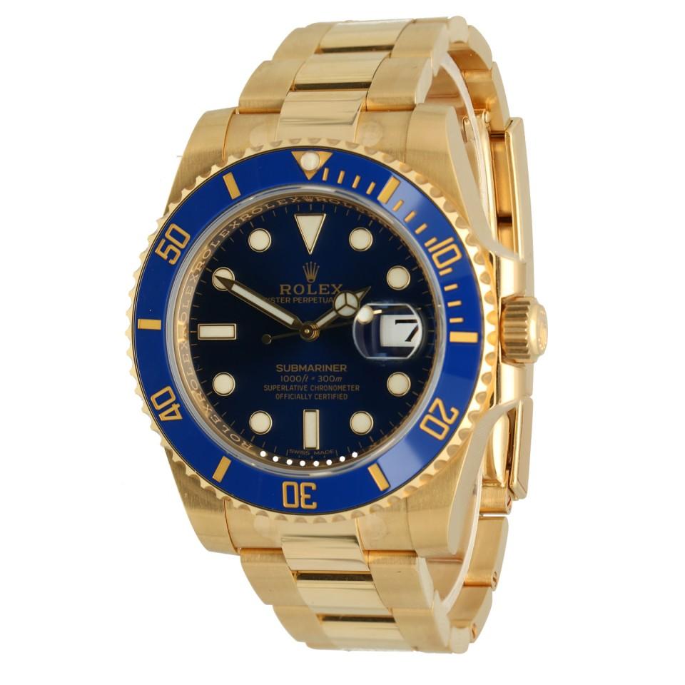 Rolex Submariner Date Ref.116618LN