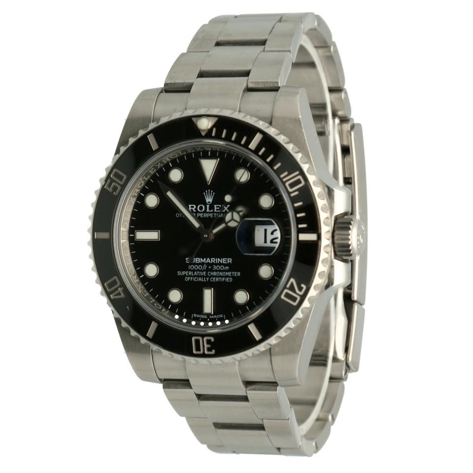 """Rolex Submariner Date Ref.116610LN """"Full Set"""""""