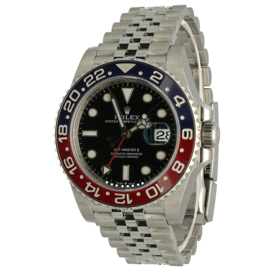 Rolex GMT-Master II Ref.126710BLRO