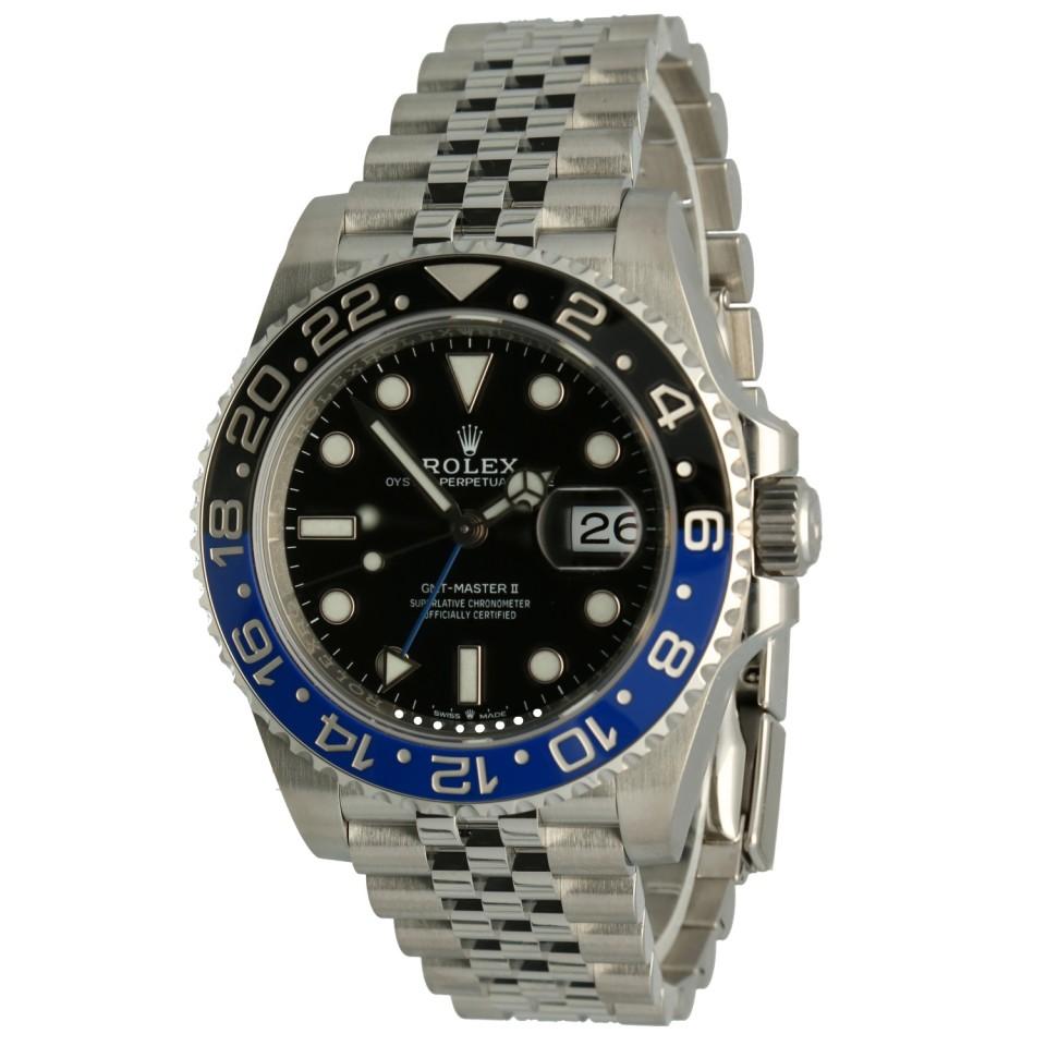 "Rolex GMT-Master II Ref.126710BLNR ""Batman"""