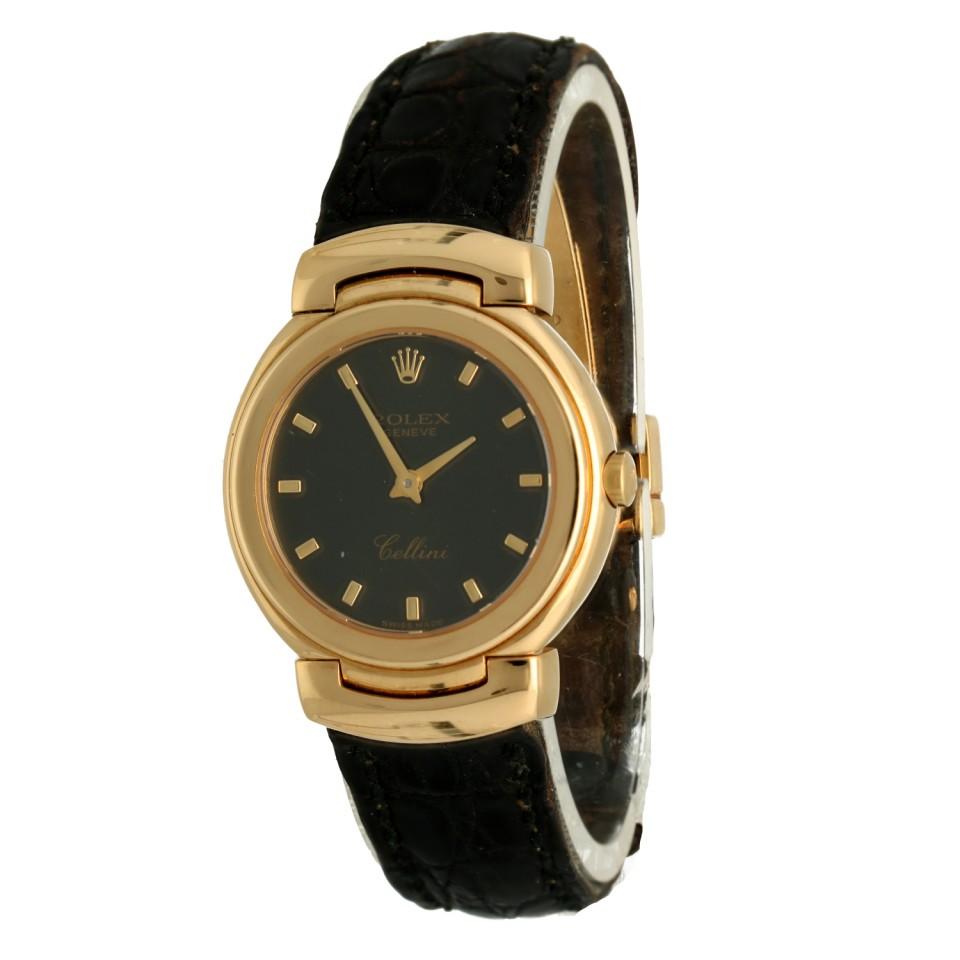 Rolex Cellini Lady 18K Ref. 6621