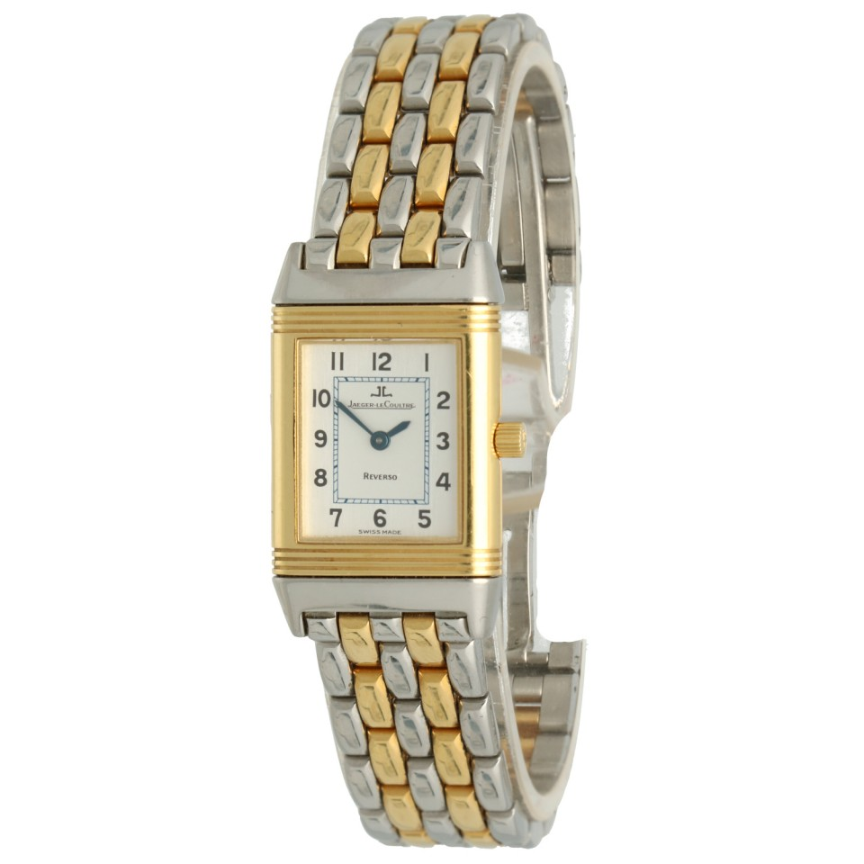Jaeger-LeCoultre Reverso Goud/Staal