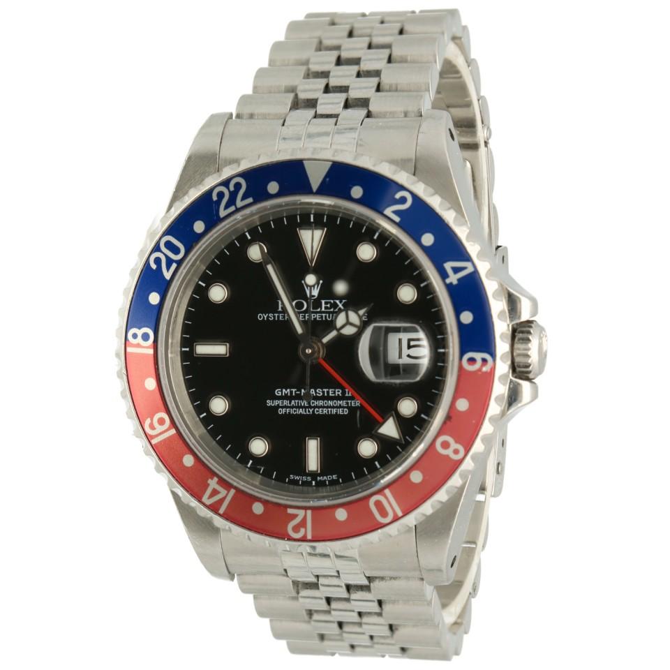 Rolex Gmt Master II Steel Ref: 16710 // 2003
