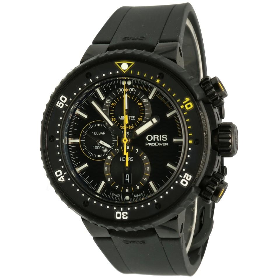 Oris Dive Control 01 774 7727 7784-set Limited Edition